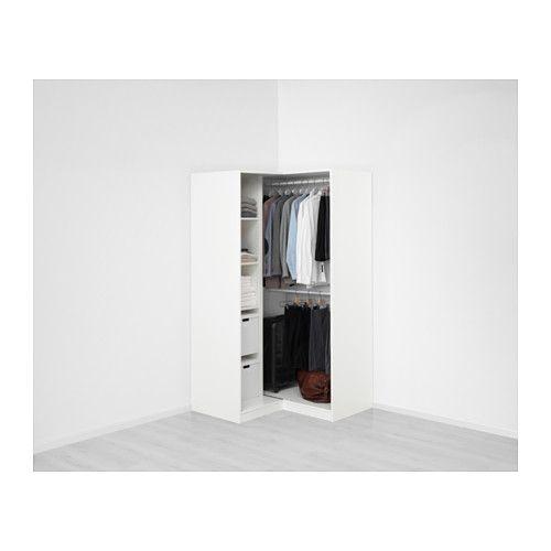 die besten 25 pax eckschrank ideen auf pinterest ikea pax eckschrank pax komplement und. Black Bedroom Furniture Sets. Home Design Ideas