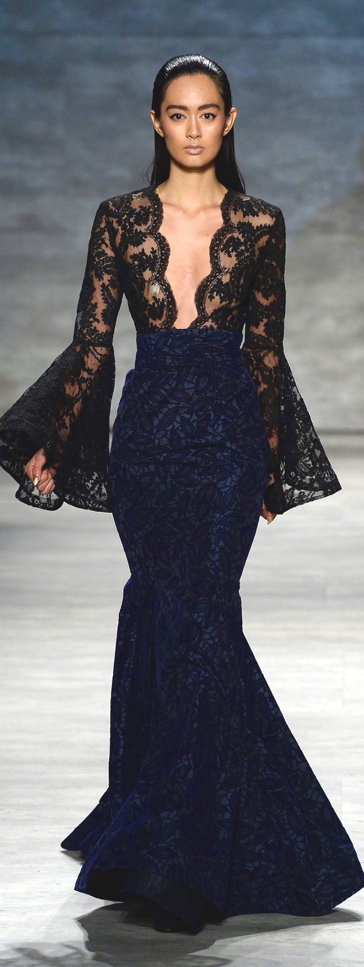 Michael Costello Couture S/S 2015 - women's intimates online, lingerie xxl, lingerie online shop *ad