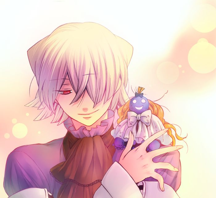 Pretty sure i've pinned this already. But I will always pin break/shionmion!! Pandora Hearts. Break by ShionMion
