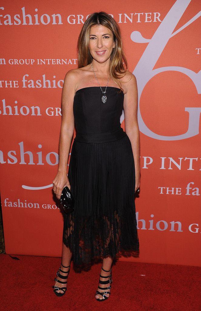 Nina Garcia in Stella McCartney (2012 Fashion Group International Night Of Stars Gala)