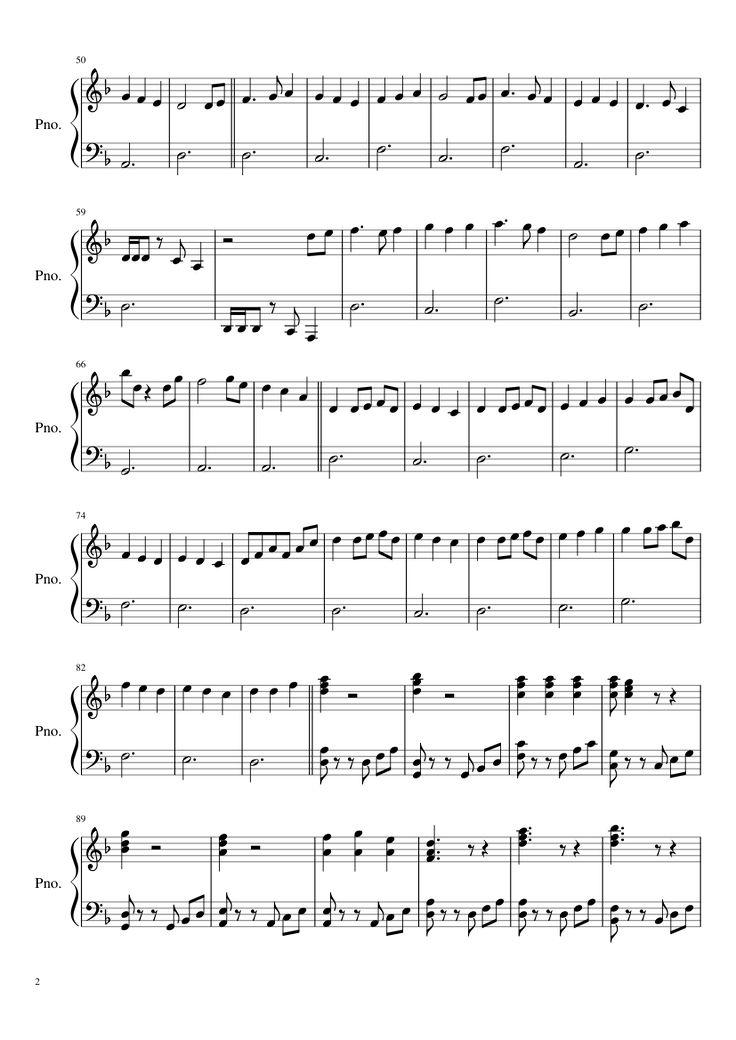 a whole new world piano sheet music pdf easy