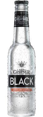 Vodka Cruiser Black Lemon Lime & Bitters 275mL