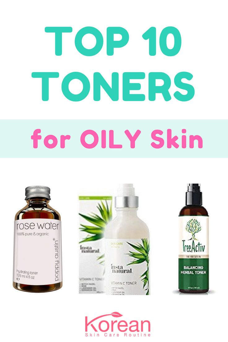 Using toner is step number 4 in the Korean Skin Care Routine. It is essential for restoring your skin's pH balance. Find the best toners for oily skin in our top 10 toners review by clicking the link