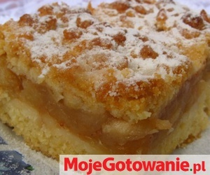 Szarlotka - Polish Apple Cake