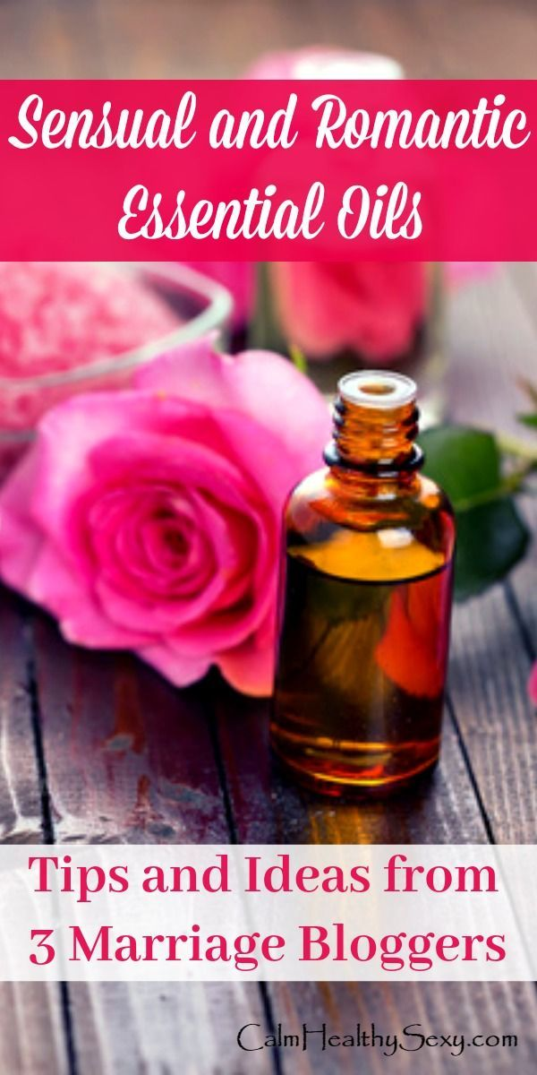 Essential Oils for Romance and Love - Uses, Applications and Essential Oil Blends - Explore these oils any time of the year, but especially for Valentine's Day! Romantic essential oils | Marriage tips | Sex | Intimacy | Love | Sensual