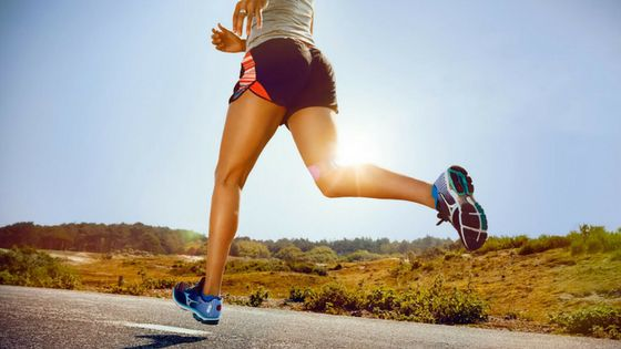 Put your best foot forward I Why it's important to wear the right shoes when working out