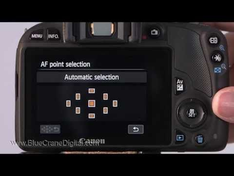 ▶ Introduction to the Canon Rebel SL1/ 100D: Basic Controls - YouTube