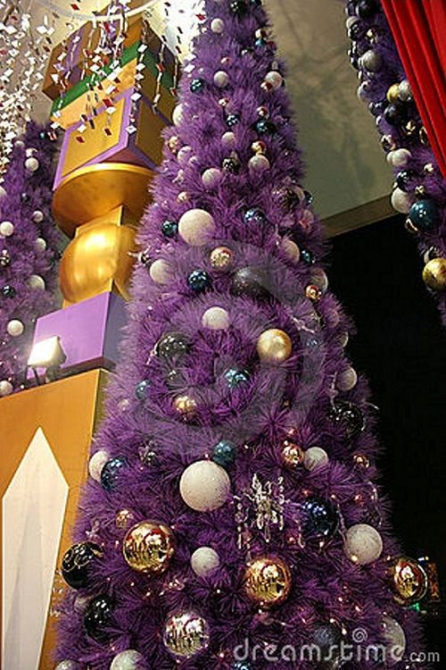 best 25 purple christmas tree ideas on pinterest purple christmas when is festivus and water. Black Bedroom Furniture Sets. Home Design Ideas