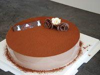 Gâteau de pâques facile, le royal au chocolat cerf dellier