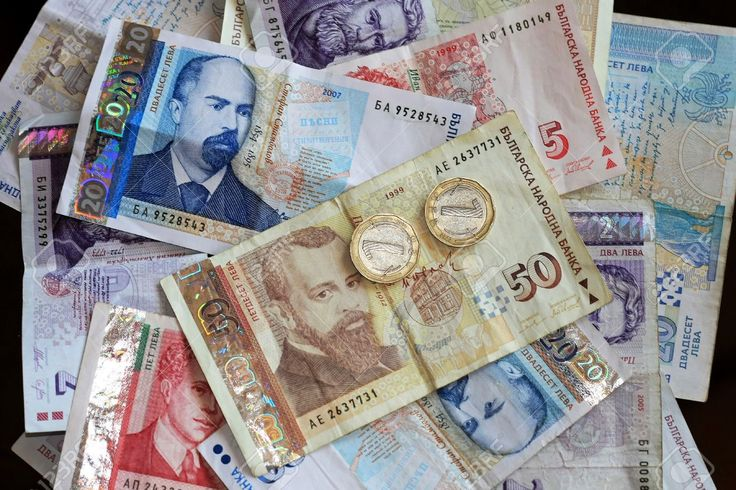 Bulgaria uses lev a type of currency that is similar to