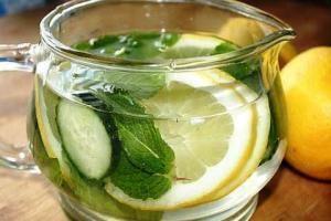 Рецепт детокс напитка