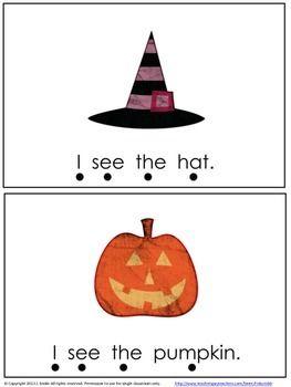 Halloween Activities For Pre K