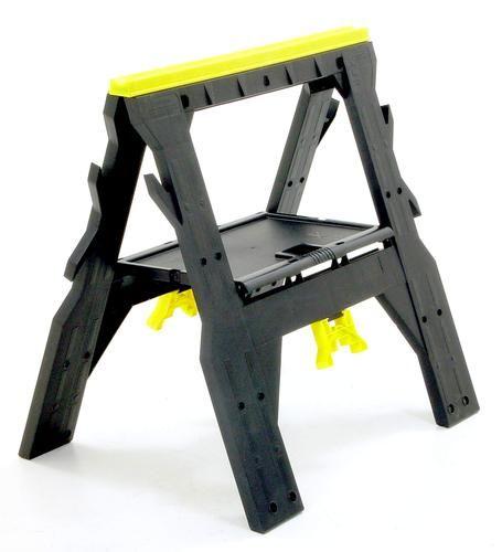 Or this one folding sawhorse at menards sawhorses for Gardening tools menards
