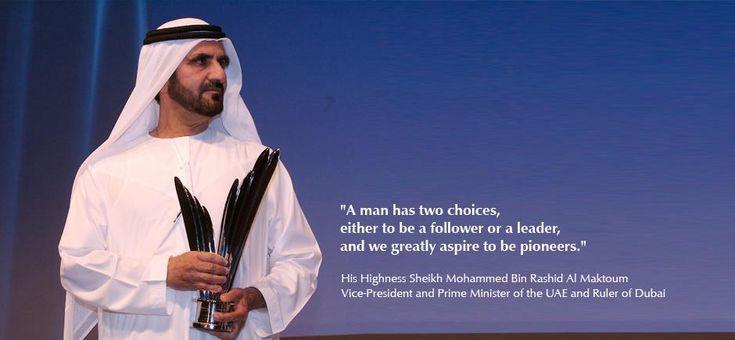 H.H Sheikh Mohammed bin Rashid Al Maktoum is the Vice President, Minister of Def…