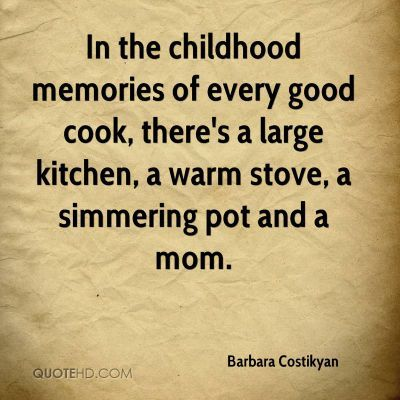Childhood Memory Quotes