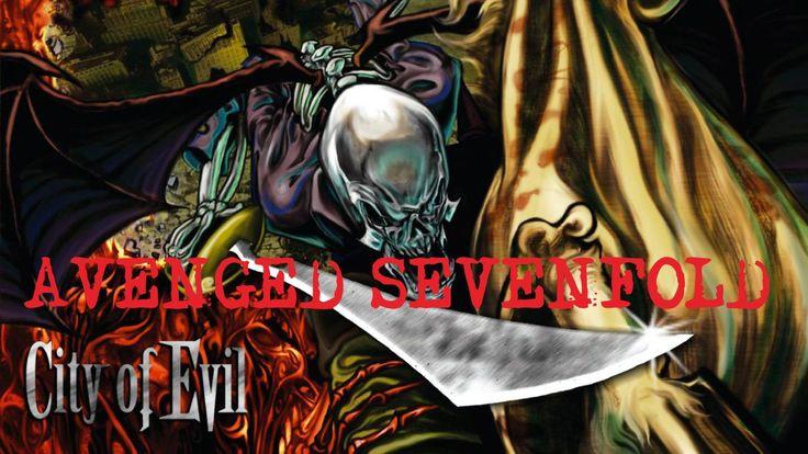 Download Avenged Sevenfold City of Evil berisikan semua judul lagu yang ada pada album tersebut full 1 album dalam 1 file RAR