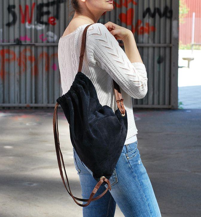 I want to make this Gymsack Drawstring Backpack DIY!!!