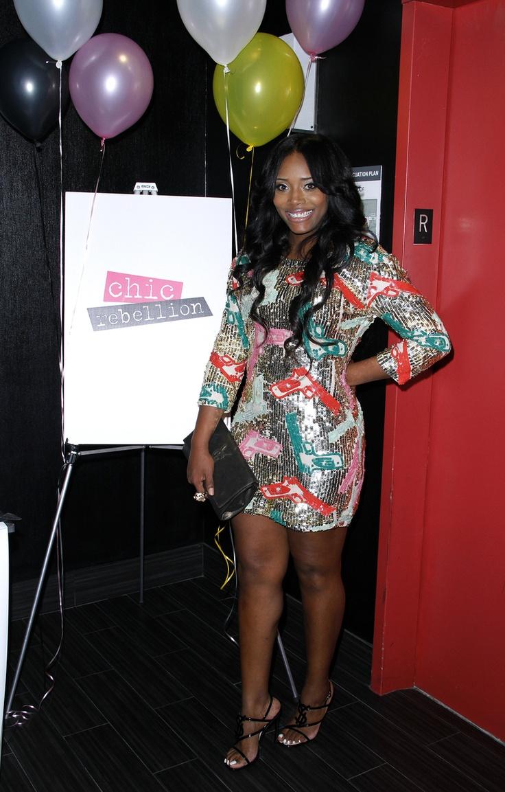 Yandy smith bio ethnic background - Vh1 Love Hiip Hop Star Yandy Smith Celebrates At The Chicrebellion Tv