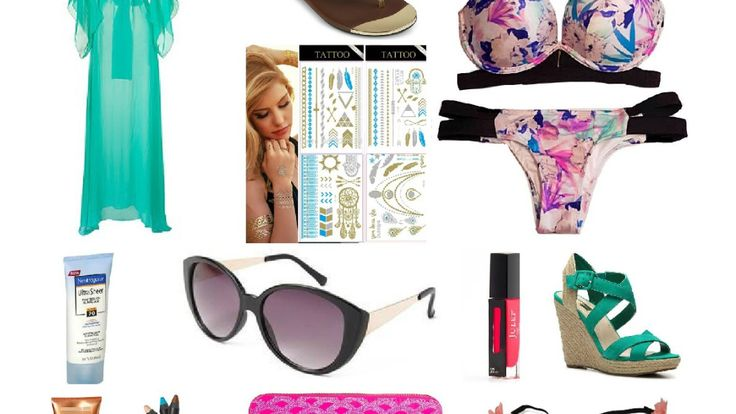 Vegas Pool Party Packing Checklist | New to the Vegas Pool Party scene? No idea what to pack? I'm here to help you prepare to flaunt your fabulous self! Check out the list of packing essentials. | Gallivanting The Globe