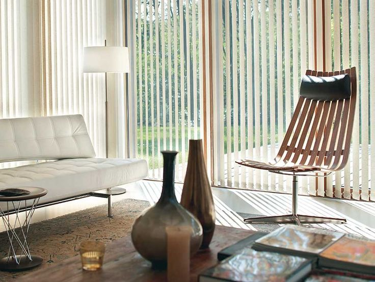 Custom made vertical blinds within five working days of your order. Available in a variety of fabrics, colours and with 100mm blades, these blinds are popular for homes with large windows and sliding glass doors.