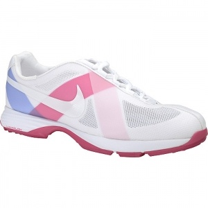 SALE - Womens Nike Lunar Golf Cleats White - Was $100.00. BUY Now - ONLY $79.99