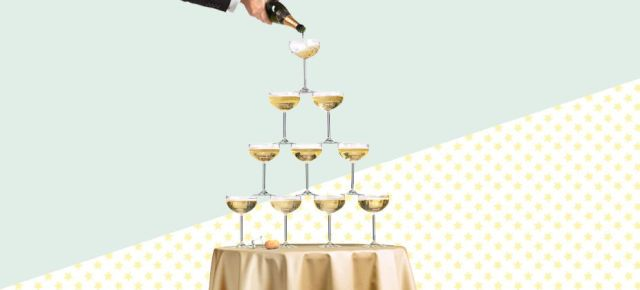 The Best Champagne for New Year's Eve   - MarieClaire.com
