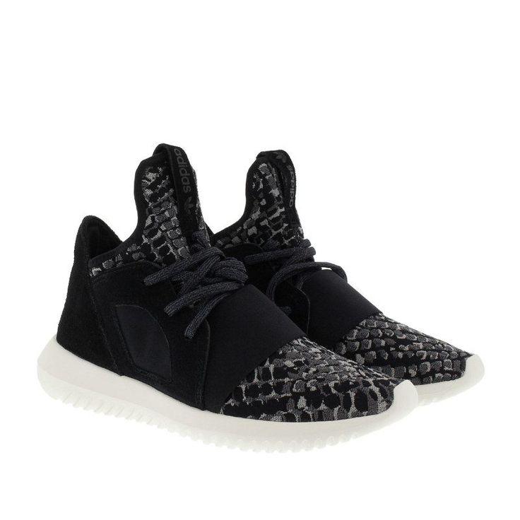 adidas Originals adidas Originals Sneakers – Tubular Defiant W Sneaker Black – in schwarz – Sneakers für Damen