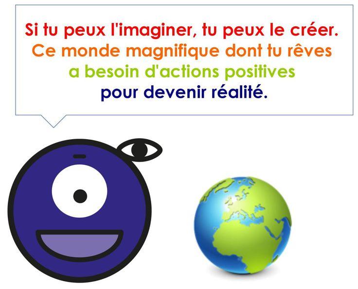 3d le monde
