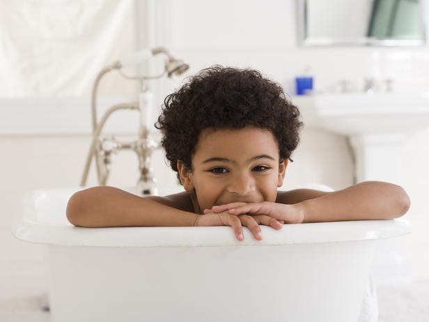 Kid-Friendly Bathrooms   HGTVRemodels.com