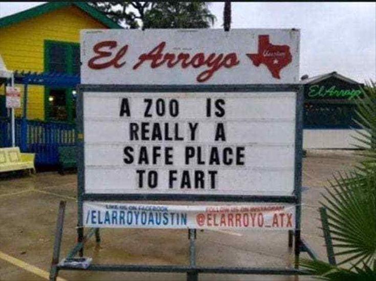 Random Funny Signs