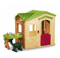 casa de jardín para niños picnic en el patio de little tikes en la juguetería online El País de los Juguetes
