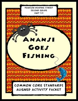 17 best images about anansi folktales on pinterest for Anansi goes fishing