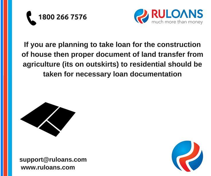 #PropertyLoan #Tips and #Tricks - #Ruloans For more details on property loan visit - https://www.ruloans.com/
