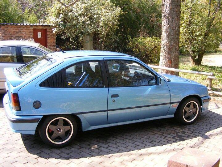 Opel Kadett E 2l 16v Superboss