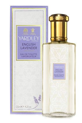 Yardley Lavender -- another timeless favorite...it is affordable and I think I will wear this as long as I live. It is great lavender. Use the talc and soap too. ENB