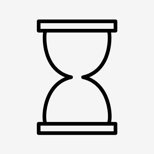 Hourglass Vector Icon Hourglass Clipart Hourglass Icons Hourglass Png And Vector With Transparent Background For Free Download Vector Icons Vector Icons Free Hourglass