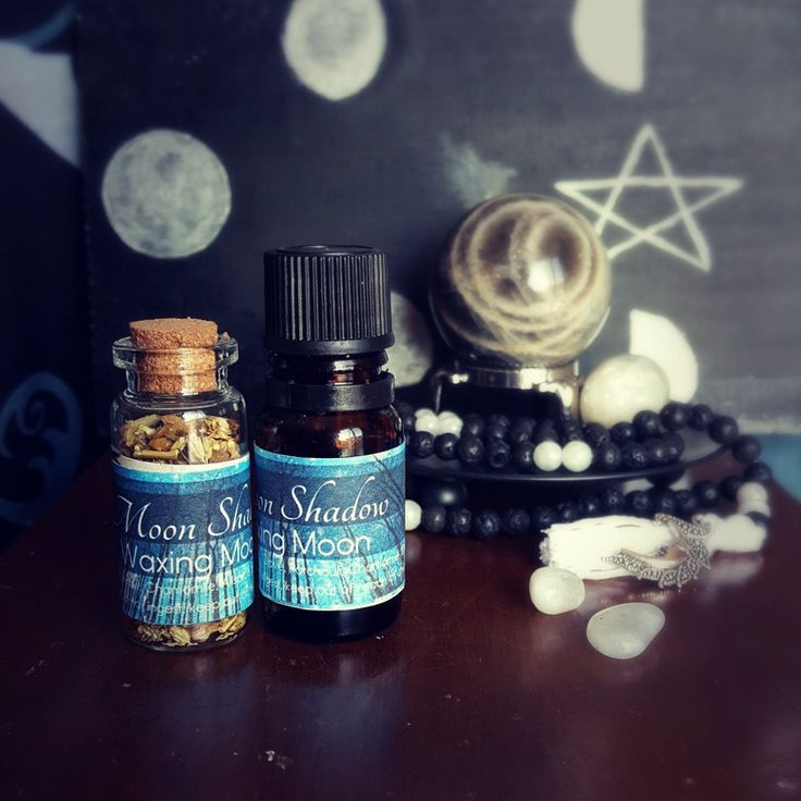 Waxing Moon Set $18.00   This magick ritual spell oil and incensewas charged throughout the Waxing Moon phase. Itholds the power of attraction, growth, passion and motivation. Without passion there is no motivation. The Waxing Moon specialitycandle and Moon Mist Ritual Sprayare good pairings for use with this set.  All oils are 10% dilution in Jojoba oil. and come in a 10 ml bottle. All incense are made with herbs and resins and come in a 10ml cork top bottle. All items are heavily…