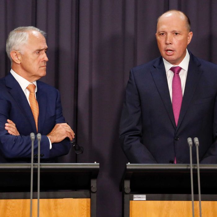 Turnbull news conference an exercise in avoidance and obfuscation