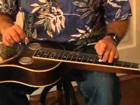 Lap Steel Guitar Tips and Instructions - The Bar - YouTube