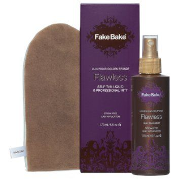 Fake Bake Flawless ... most highly rated self tanner i have ever seen. No SUN tanning for me this summer!
