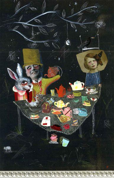 Melanie Rutten: Alice au pays des merveilles