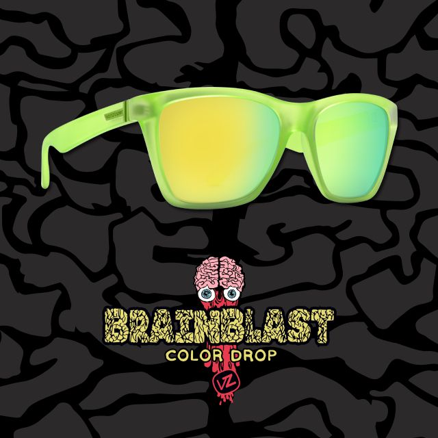B O O K E R || Fight fire with fire and BrainBlast that cold stimulus headache with a fist full of flavor.   #VonZipper || #BrainBlast || #Booker