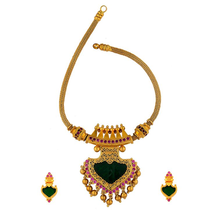 Prince Jewellery Golden Necklace - Product Code : 21-2197293