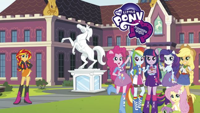 Hub Network Sets 'My Little Pony Equestria Girls' Premiere (Hollywood Reporter Exclusive) #MLPEG