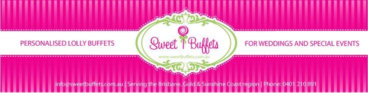 Sweet Buffets - Lolly Bars!!!!