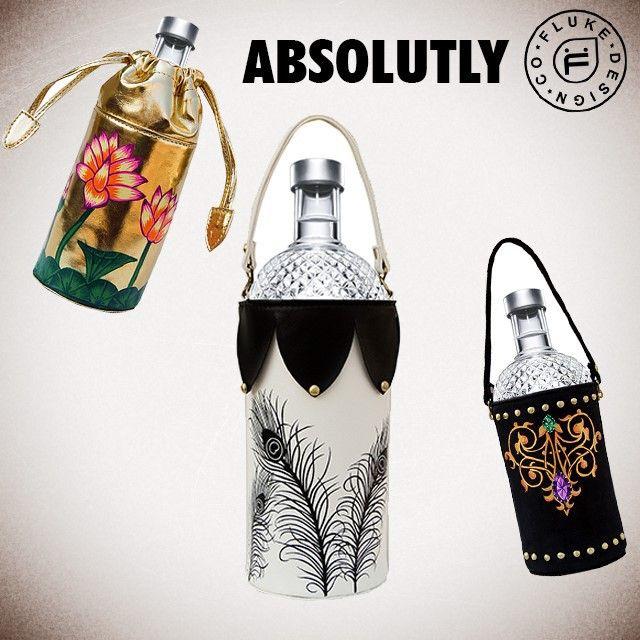 #absolut #vodka #gift #cover #unique #bespoke #handpainted #fashion #lifestyle #accessory #designer #fashionista #dreamer #accessories #accessorize #art #artist #design #decor #flukedesign #handpaint #handcraft #handcrafted #limitededition
