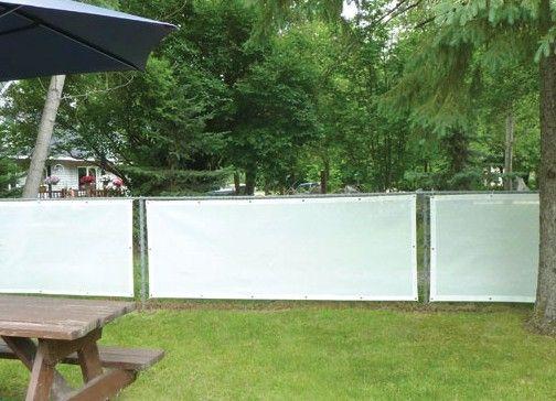 Best 25+ Chain Link Fence Panels Ideas On Pinterest