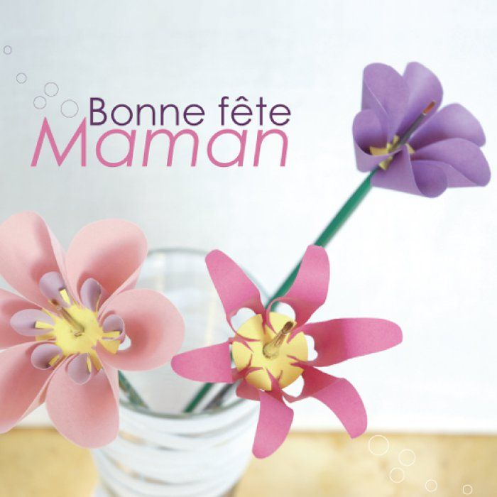 """Fête des Mères: des idées de cadeaux à fabriquer ou à acheter pour dire """"bonne fête Maman""""!"""