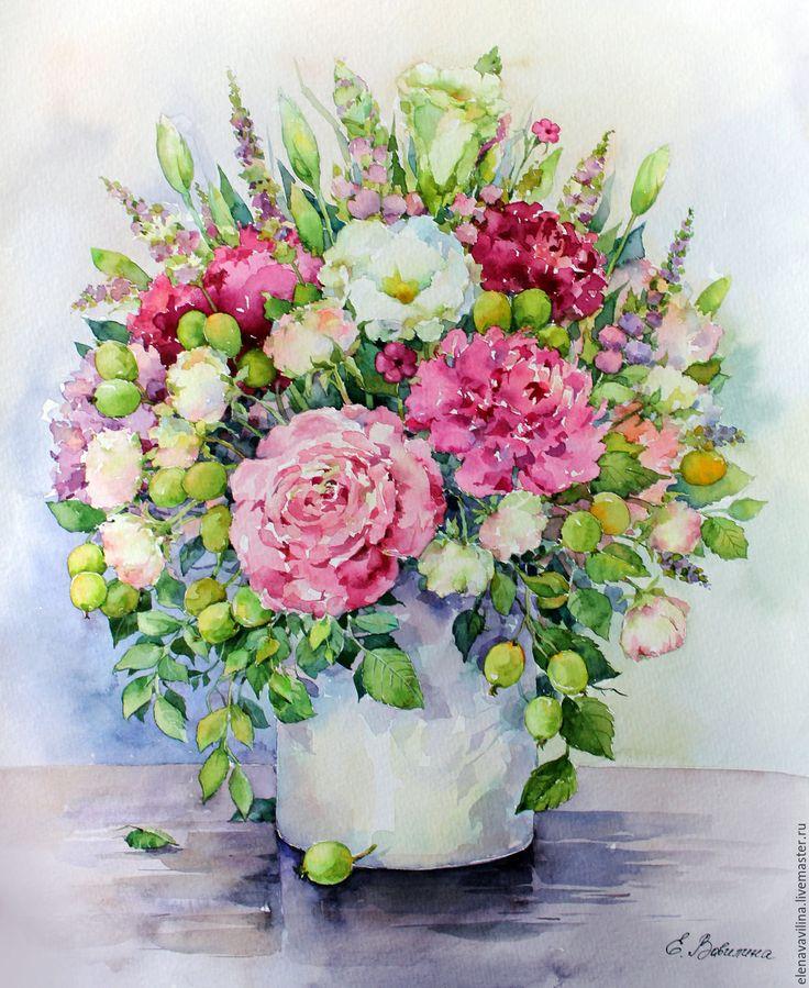 открытки с изображением букетов цветов извиниться