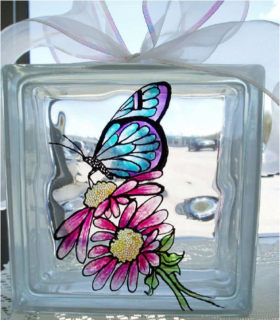 glass block ideas crafts 234 best glass block crafts images on glass 4562